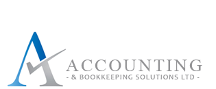 Accounting & Bookkeeping Solutions Logo